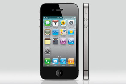 Apple iPhone 4S Dront View Picture