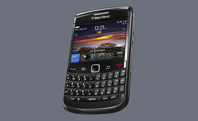 BalckBerry Bold 9780 Picture