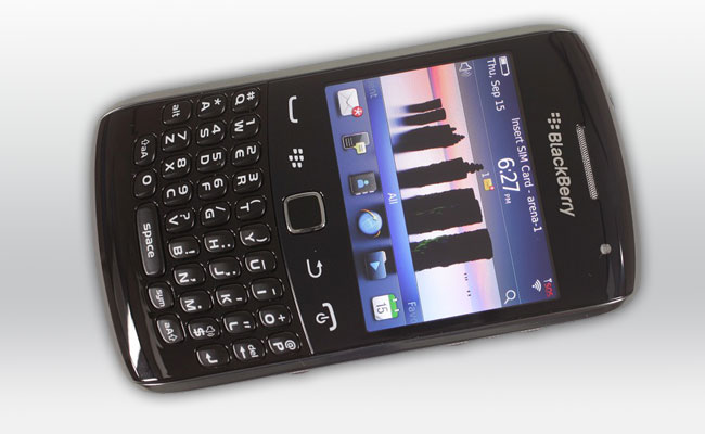 BlackBerry Curve 9360 Picture