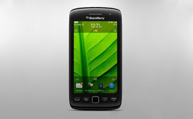 BlackBerry Torch 9860 Picture