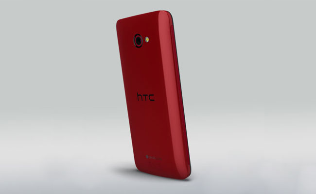HTC Butterfly S Red Color