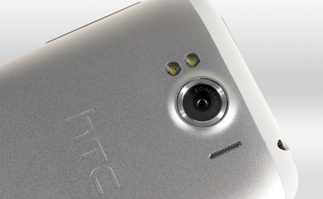 HTC Sensation XL Camera
