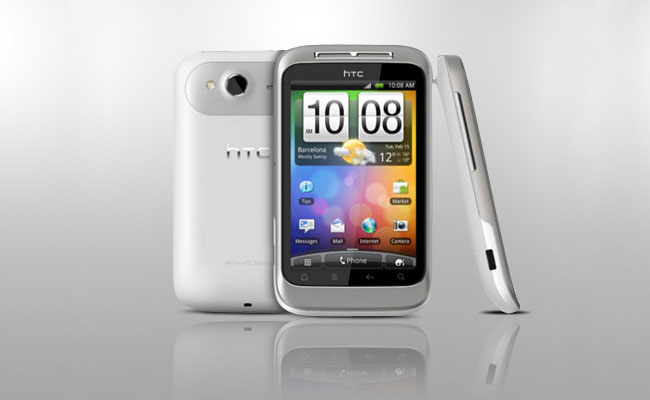 HTC Wildfire S Picture