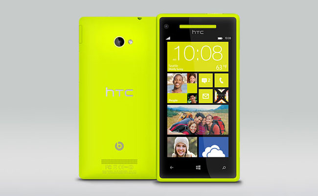 HTC Windows Phone 8X Picture