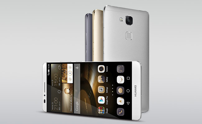 Huawei Ascend Mate7 Colors