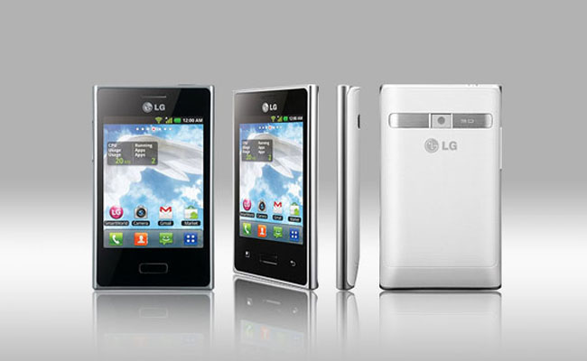 LG Optimus L3 E400 Picture