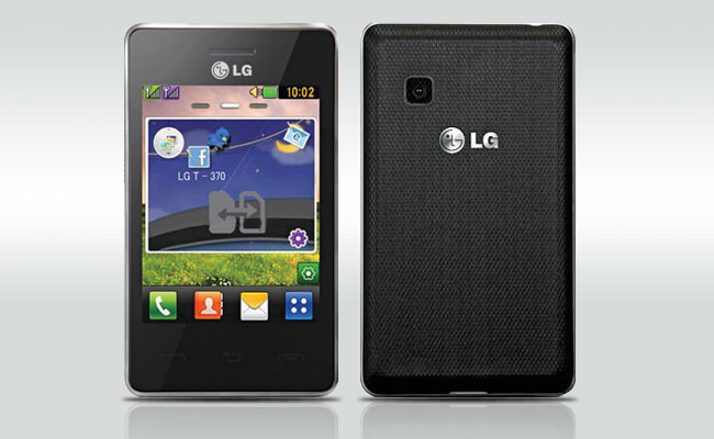LG T370 Cookie Smart Pictures