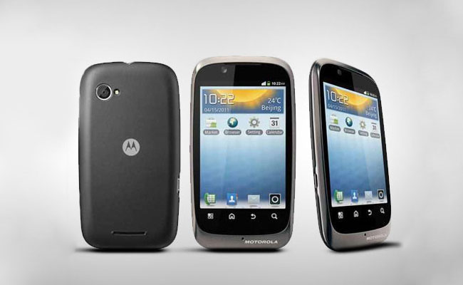 Motorola Fire XT Picture