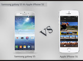 Samsung Galaxy S5 Vs Apple iPhone 5S - Who will Win the Battle?