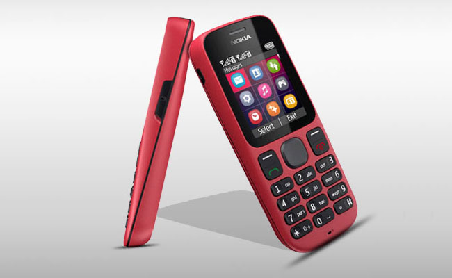 Nokia 101 Features