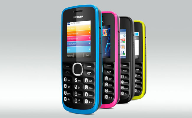 Nokia 110 Colors Picture