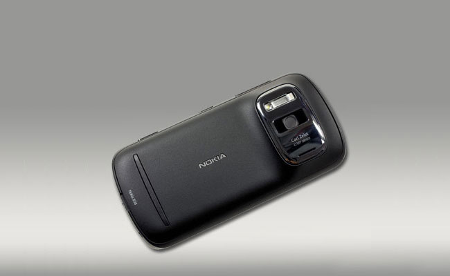Nokia 808 PureView Camera