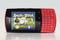 Nokia Asha 303 Display