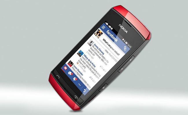 Nokia Asha 305 Display