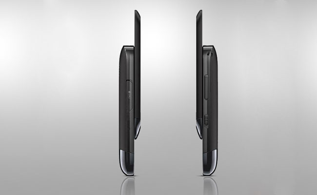 Nokia C2-03 Side View