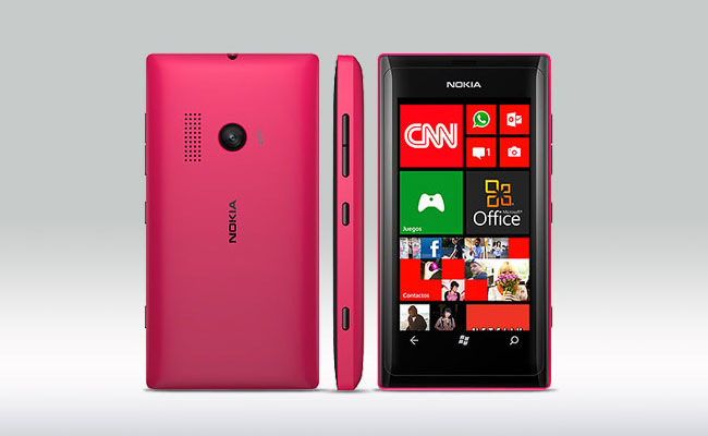 Nokia Lumia 505 Picture