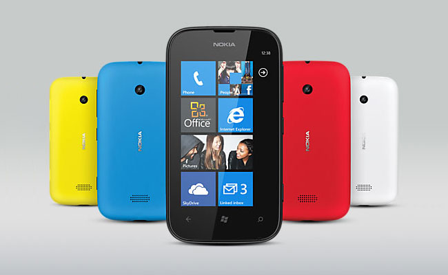 Nokia Lumia 510 Picture