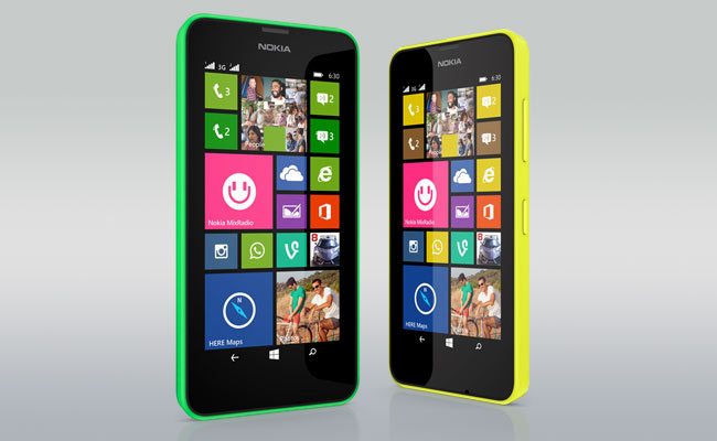 Nokia Lumia 630 Picture