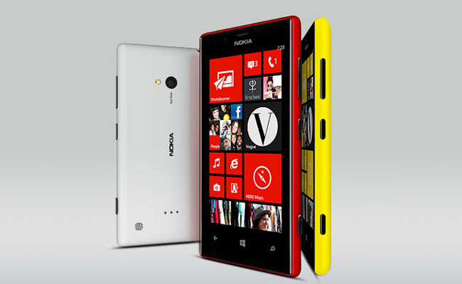 Nokia Lumia 720 Price