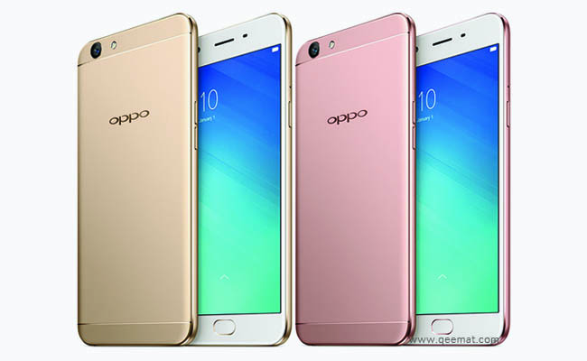 Oppo F1s Display