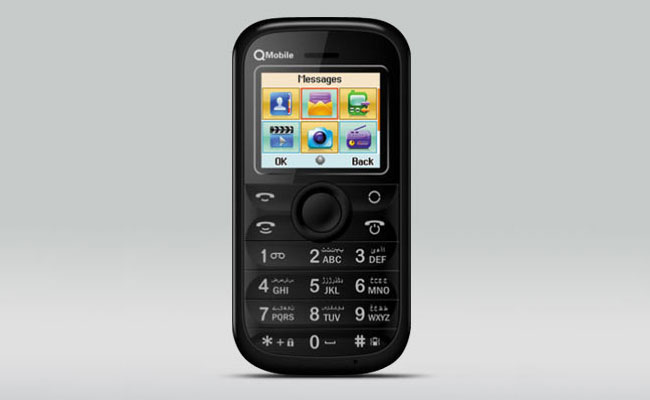 QMobile E789 Display