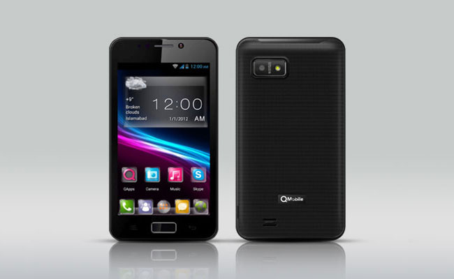 QMobile Noir A11 Note Picture