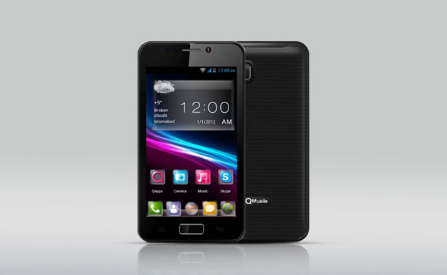 QMobile Noir A11 Note Price