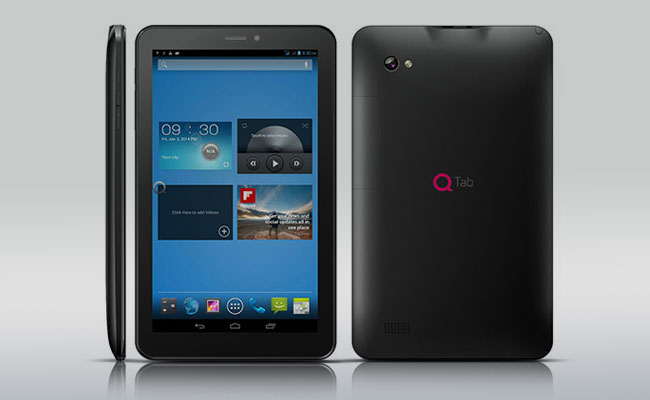 Qmobile q100 q tab price and specs in pakistan for Q tablet price in pakistan