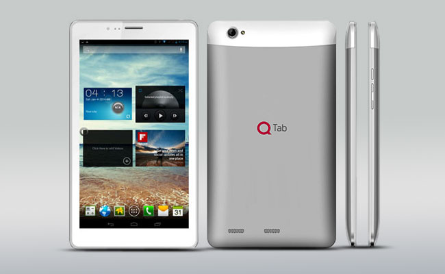 Q300 qtab price in pakistan with pictures and specs for Q tablet with price