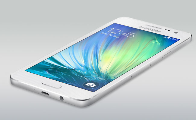 Samsung Galaxy A3 Picture