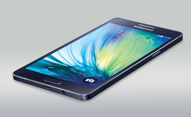 Samsung Galaxy A5 Display