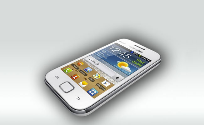 Samsung Galaxy Ace Duos Display
