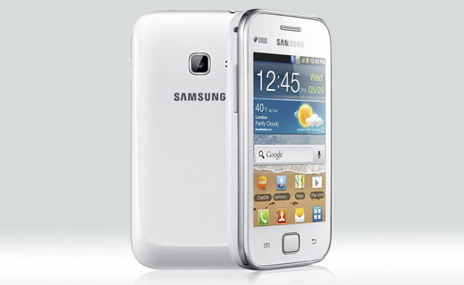 Samsung Galaxy Ace Duos Pictue