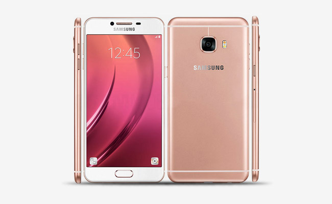 Samsung Galaxy C5 Picture