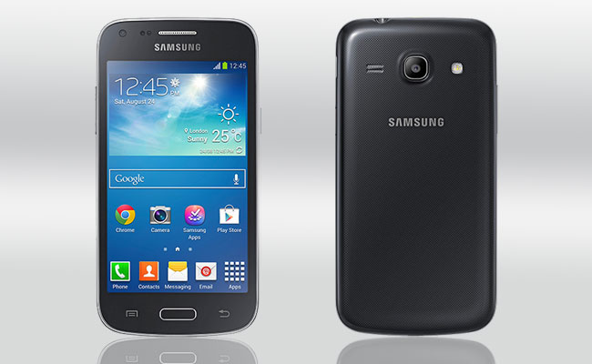 Samsung Galaxy Core Plus Picture