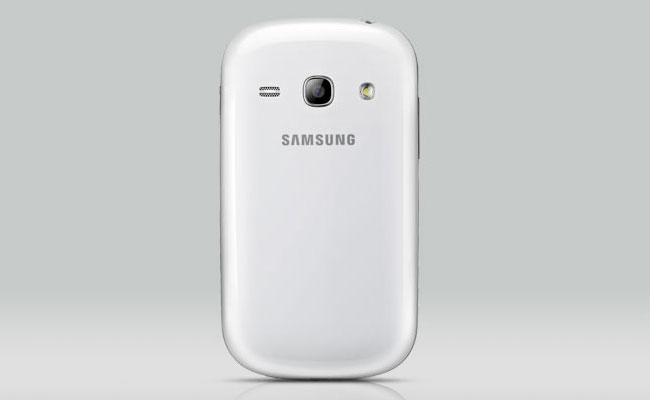 Samsung Galaxy Fame Camera