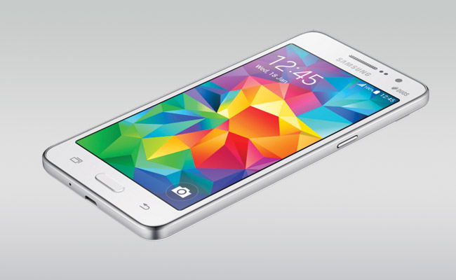 Samsung Galaxy Grand Prime Display
