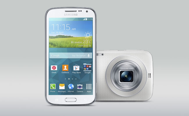 Samsung Galaxy K Zoom Picture