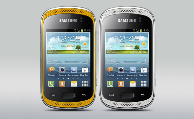 Samsung Galaxy Music Display
