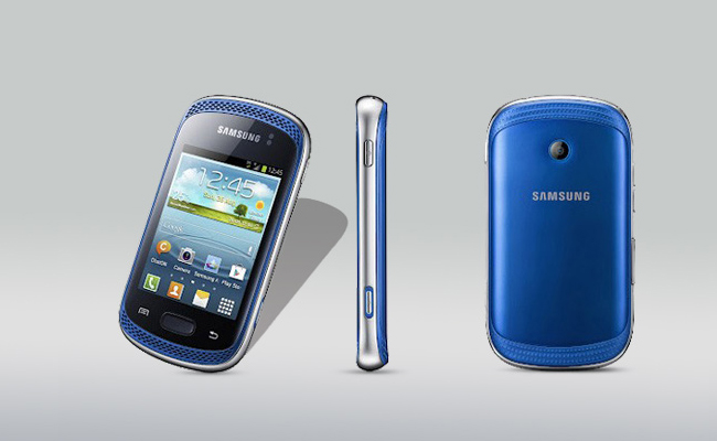 Samsung Galaxy Music Picture