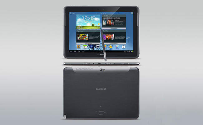 Samsung Galaxy Note 10.1 LTE N8020 Picture