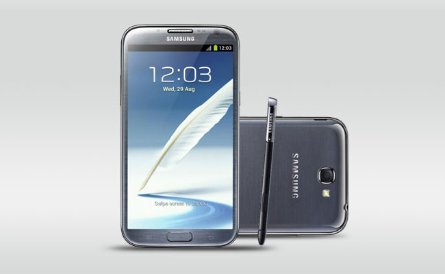 Samsung Galaxy Note 2 Picture