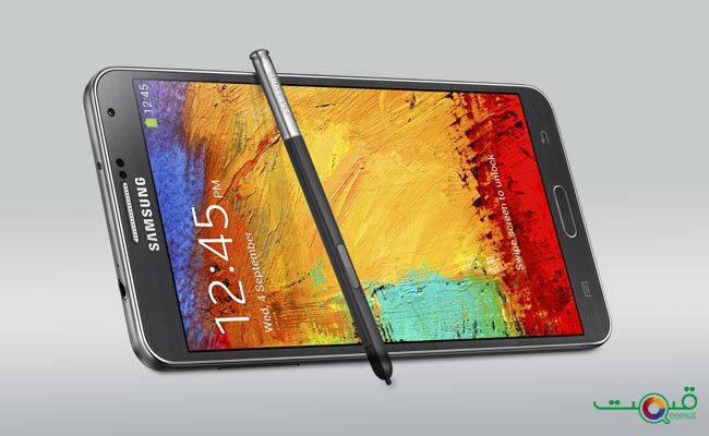 Samsung Galaxy Note 3 Display