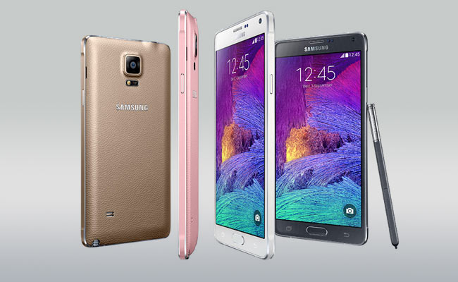 Samsung Galaxy Note 4 Pictures