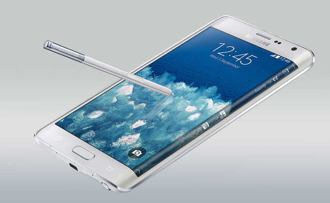 Samsung Galaxy Note Edge Picture