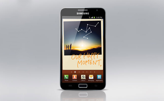 Samsung Galaxy Note Picture