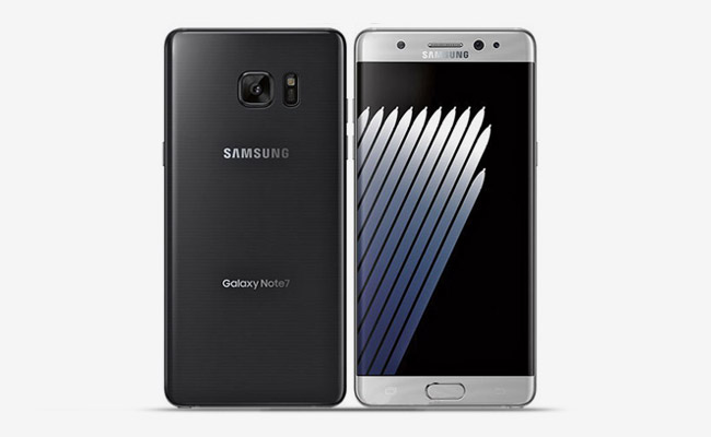 Samsung Galaxy Note7 Picture