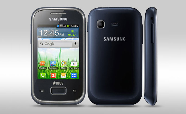 Samsung Galaxy Pocket Duos Picture