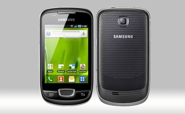 Samsung Galaxy Pop Plus Picture