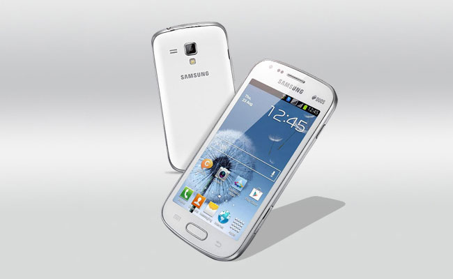 Samsung Galaxy S Duos Picture